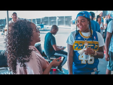 Young M.A surprises #1 fan from NYC...