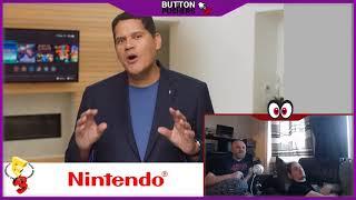 E3 Stream - Nintendo, Devolver and Bethesda - Button Pushers