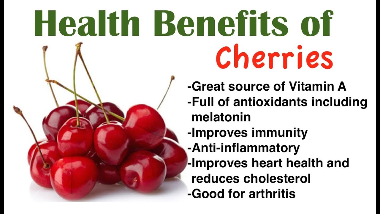 The benefits and harm of cherries for the body 55