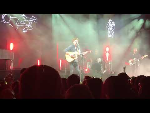 Vance Joy, Like Gold, Reno NV 2018