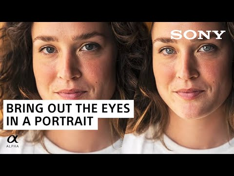 Chris Orwig's Lightroom Tips To Bring Out The Eyes In A Portrait