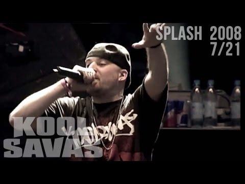Kool Savas - Splash! 2008 #6/21: Mona Lisa (Official HD Live-Video 2008)