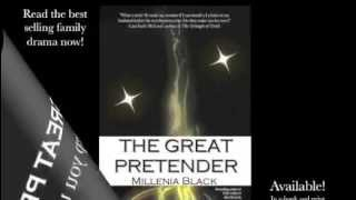 THE GREAT PRETENDER by Millenia Black (Book Trailer)