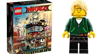 НИНДЗЯГО СИТИ 70620 LEGO Ninjago Movie
