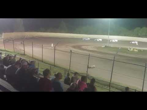 Creek County Speedway 9/14/19 Modified Heat 2