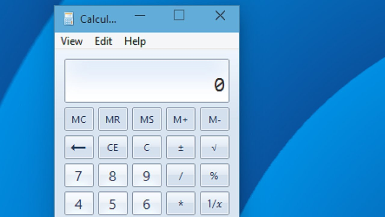 FIX: Calculator Doesn't Work in Windows 10