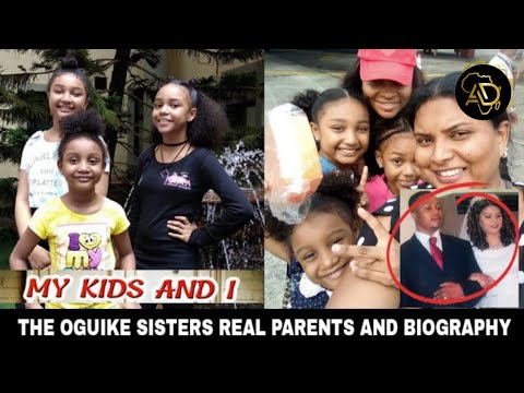"""Download Nollywood Teen Actresses """"Oguike Sisters"""" Real Parents $ Nationality.Chisom Oguike,Chidimmma Oguike"""