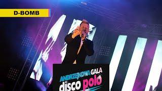 D-Bomb - Andrzejkowa Gala - Gdynia 2015 (Disco-Polo.info)
