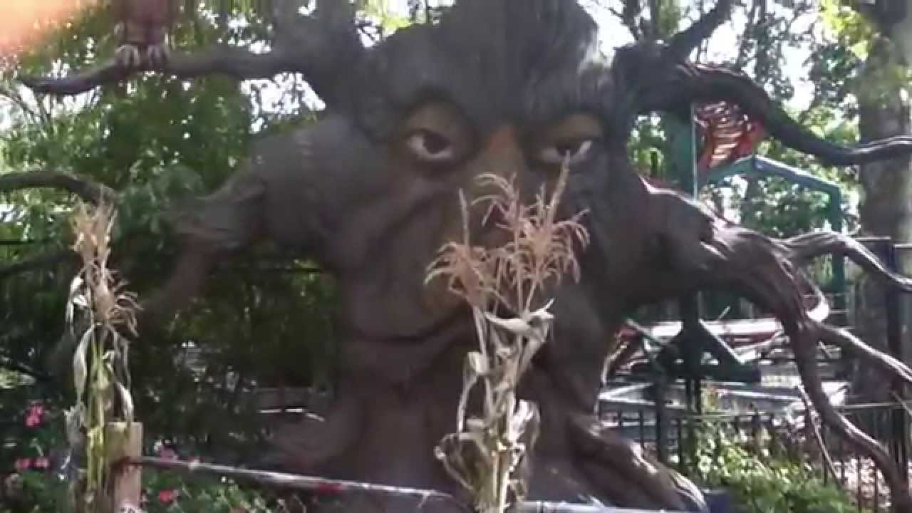The Haunted Tree From 1313 Cemetery Way At Long Island
