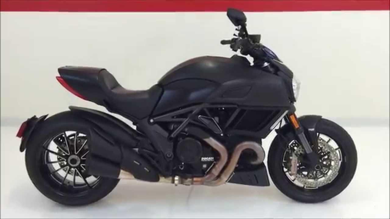 Ducati Diavel Upgrades
