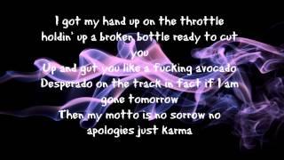 Rolling Stone Falling In Reverse Lyrics