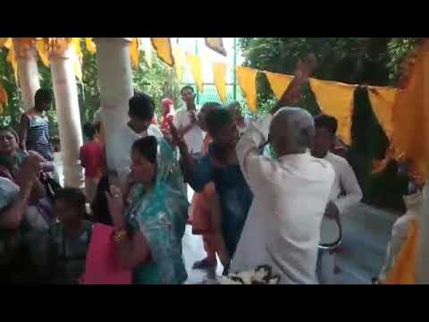 Brandaban yatra 2017 Radha Krishna mandir bandwa manikpur(5)