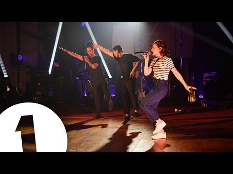 Christine and the Queens cover Beyoncé's Sorry in the Live Lounge
