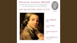 Flute Quartet in A Major, K. 298: III. Rondeau. Allegretto grazioso