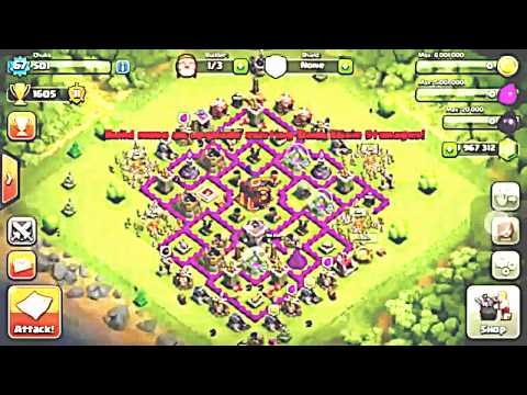 Clash Of Clans Wiki - Builder | Cheats