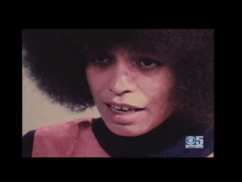 Angela Davis on Why She is a Communist (1972 Interview)