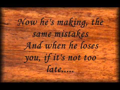 If You Loved Me  (Lyrics) - Tracy Lawrence