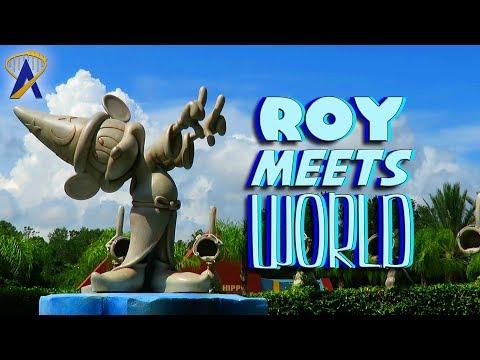 Roy Meets World -