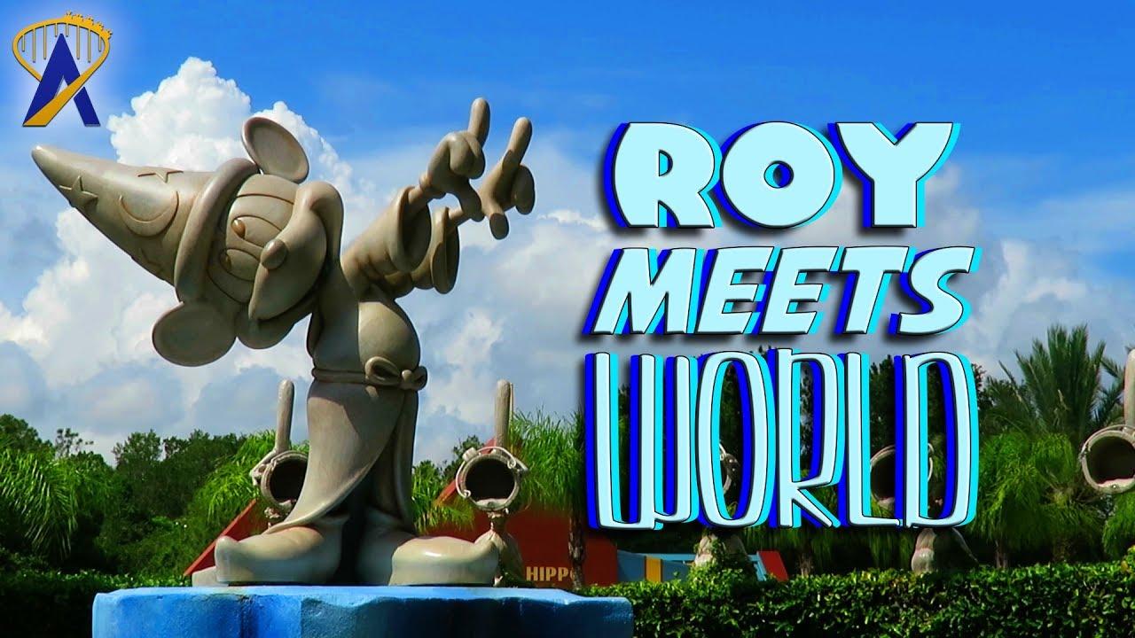 Roy Meets World 39 Mini Golfing At Fantasia Gardens 39 June 20 2017 Youtube