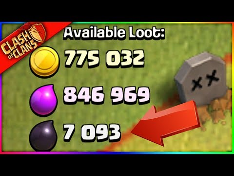 WANT MAX HEROES?!? ▶️ Clash of Clans ◀️ DARK ELIXIR PARTY TIME