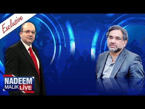 Nadeem Malik Live - SAMAA TV - 09 Aug 2017