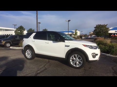 2016 Land Rover Discovery Sport Schaumburg, Arlington Heights, Hoffman Estates, Des Plaines, Palatin