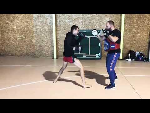 Marko Cvetanovic Kickboxing