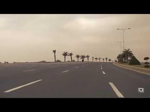 Bahria Town Karachi Street View