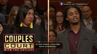 He Says Strip Club Is For Music Promo, She Says He Goes For Affair (Full Episode) | Couples Court