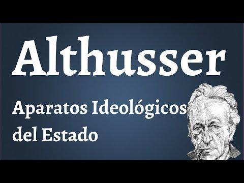 Althusser, Aparatos Ideologicos del Estado