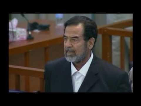 وثائقى عن صدام حسين