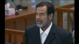 Saddam Hussein verdict