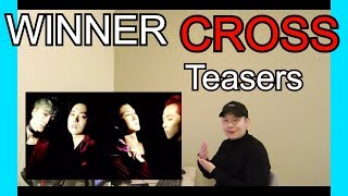 WINNER 위너 CROSS TEASER DISCUSSION