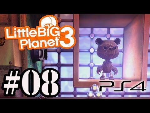 Let's Play: LittleBigPlanet 3 [PS4] - Parte 8