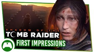NEW Shadow Of The Tomb Raider | First Impressions