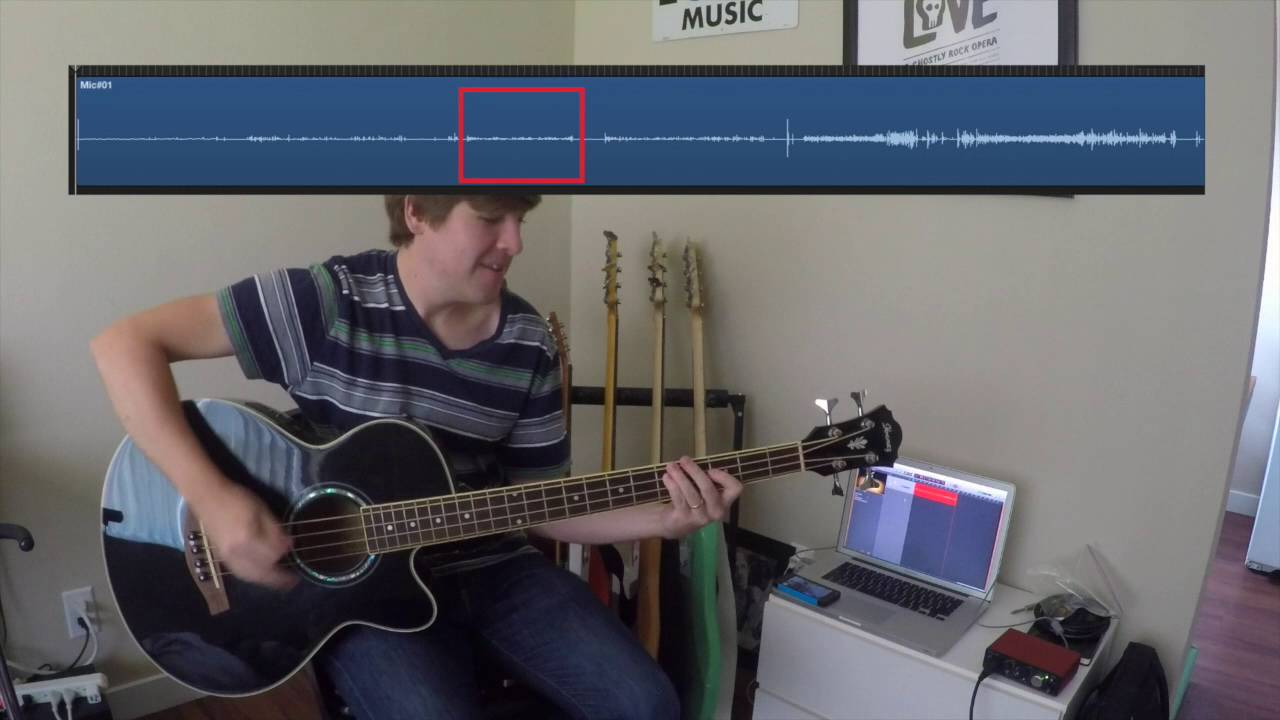 Download How loud is an acoustic bass, really?