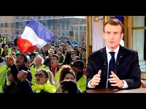 """انتفاضة الفرنسيين: لمن تكون """"الغلبة"""".. ماكرون أو الشارع؟"""