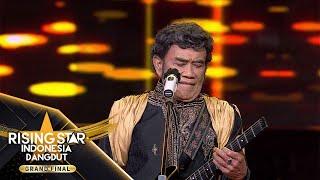 RHOMA IRAMA & SONETA - [ADU DOMBA] | Grand Final | Rising Star Indonesia