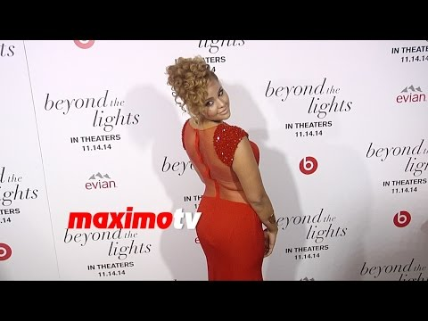 Hayley Marie Norman  Beyond the Lights Premiere  Red Carpet