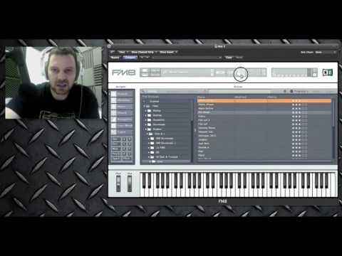 Chris Octane - FM8 Bass Sound Design Tips With Octane & DLR - 2/2