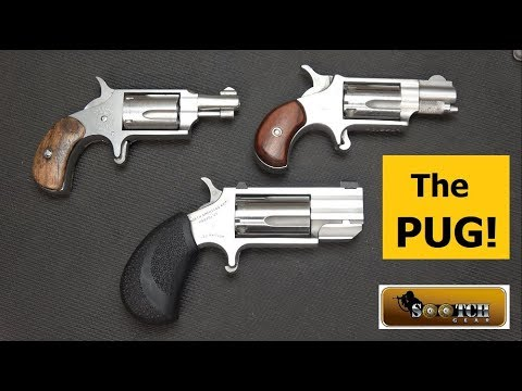 North American Arms Pug 22 Magnum Mini Revolver