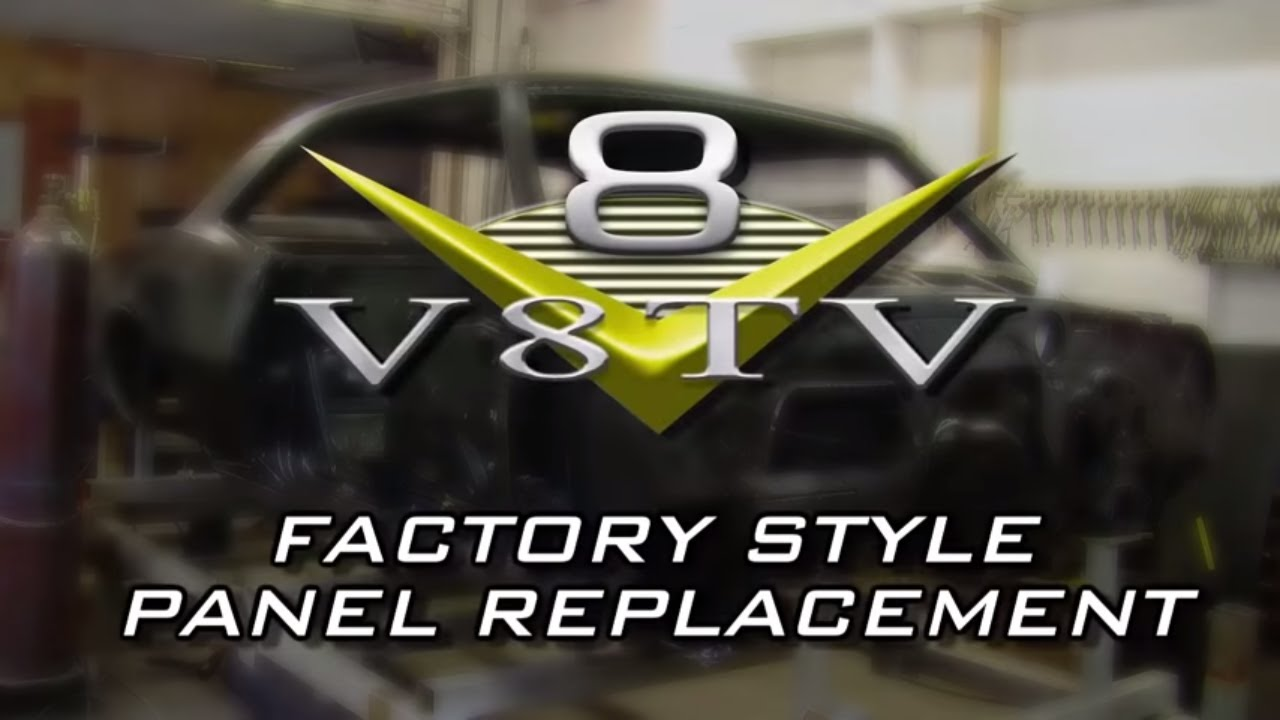 1967 Camaro Rs Factory Style Panel Replacement Notes Video