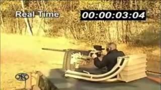 FNH M3M (GAU-21) .50 Caliber Machinegun