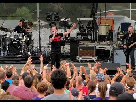 Thousand Foot Krutch  Bring Me to Life  Soulfest 2011