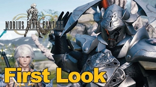 Mobius Final Fantasy Gameplay First Look - MMOs.com