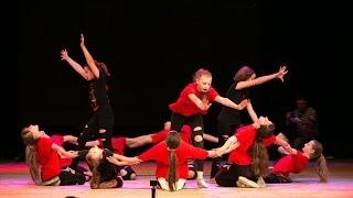 Современные эстрадные танцы в Белгороде. Студия танцев Dance Life