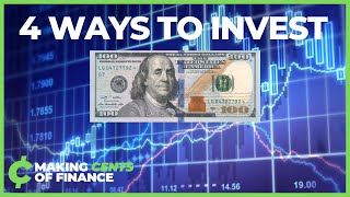 How To INVEST $100 In 2020! (4 Investing Strategies)