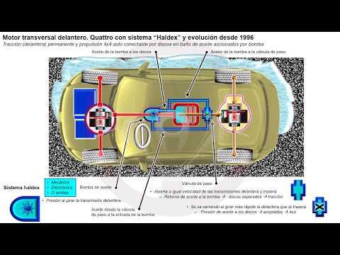 Historia de la transmisión Quattro (10/12)