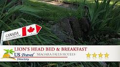 Lion's Head Bed & Breakfast - Niagara Falls Hotels, Canada
