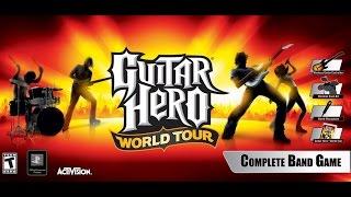 Guitar Hero - World Tour (Gameplay en PC)
